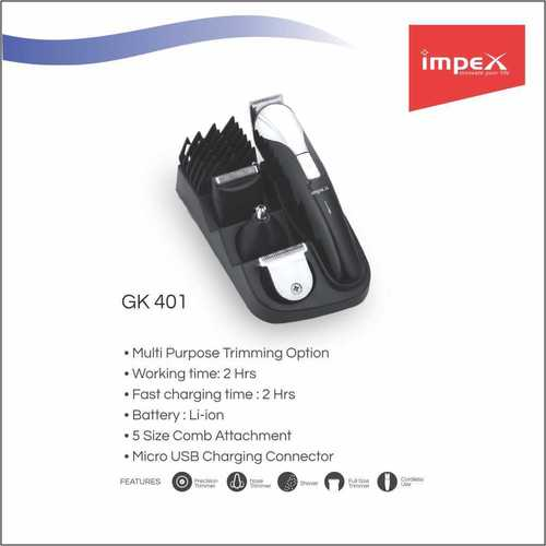 Impex Super Grooming Kit (GK 401)
