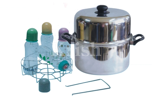 Stainless Steel Sterilizer pot