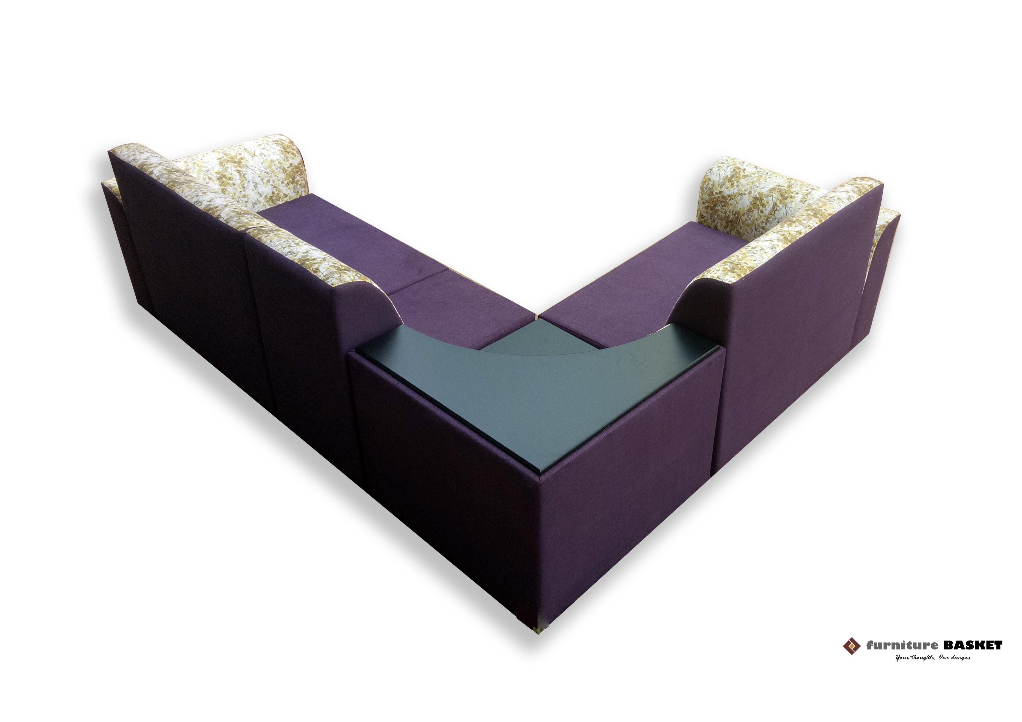 Nicole Grand Corner Sofa