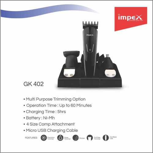 IMPEX Super Grooming Kit (GK 402)