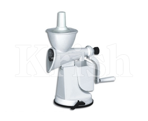 Fruit Hand Juicer with Vacuum Base