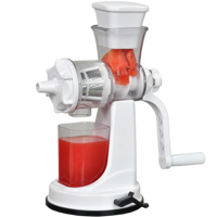 Deluxe Fruit juicer with vacuum Base