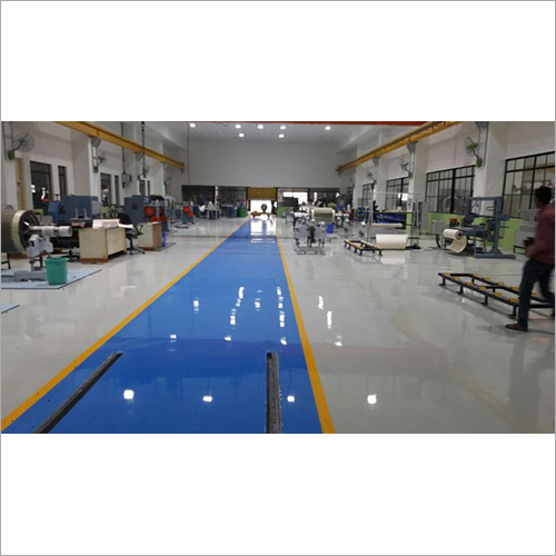 Epoxy Flooring Coating Service