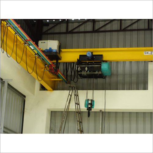 Electrical Overhead Travelling Cranes