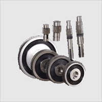 Helical Pinion Shaft And Gear Spares
