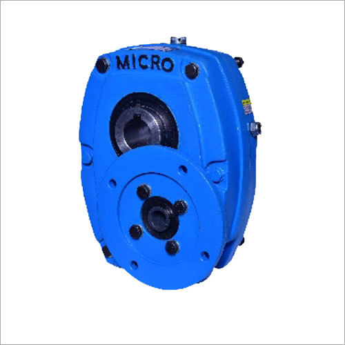 Shaft Mounted Speed Reducer (With Input Motor Flange Mounts)