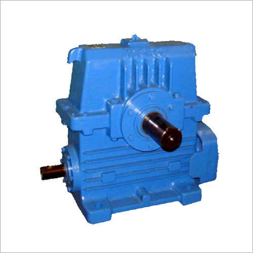 Worm Gear Reducer (Heavy Duty)