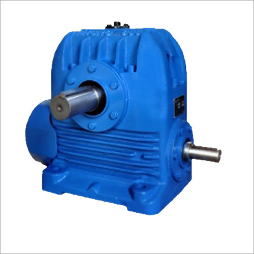 Worm Gear Reducer (Fix Foot Mounted)