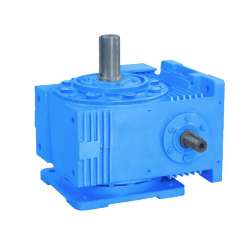 Worm Gear Reducer (Vertical Upward)