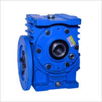 Worm Gear Reducer (With Input and Output Hollow Shaft)