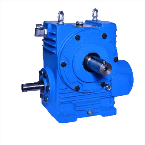 Worm Gear Reducer (Horizontal)