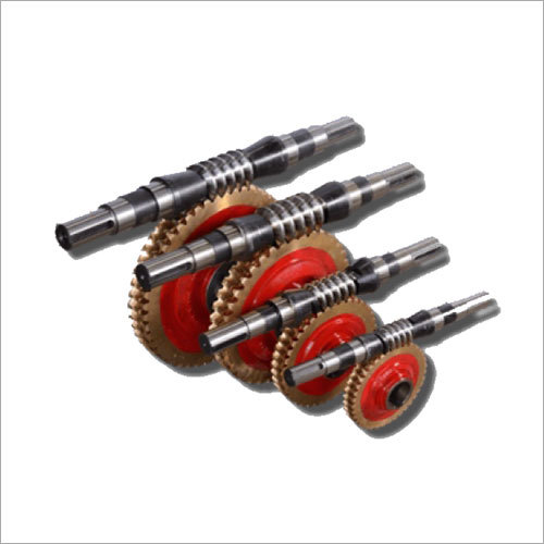 Worm Shaft And Worm Gear Spares