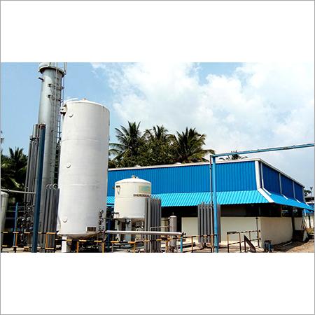 UHP Oxygen Plant