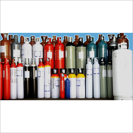 High Purity Carrier Gas & Speciality Pure Gas
