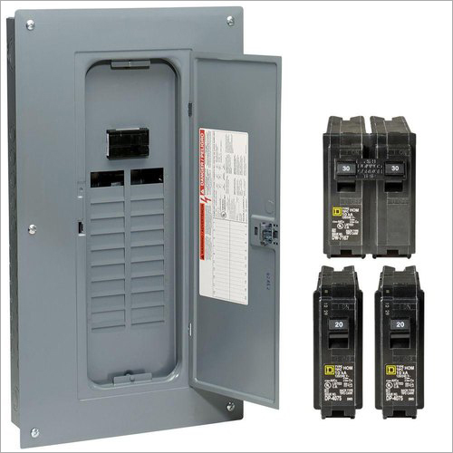 Industrial Electrical Panel