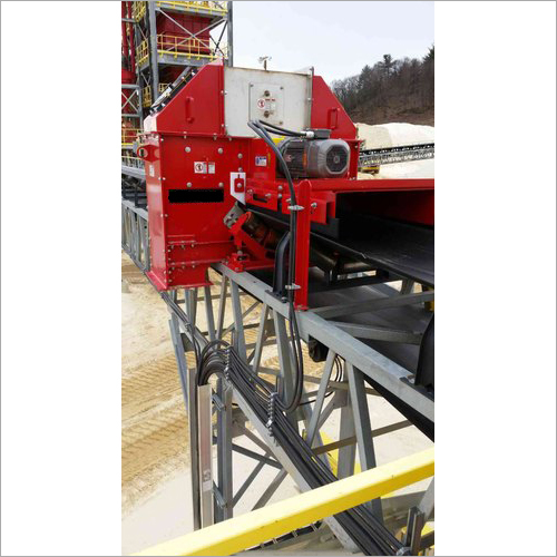 Conveyor Sampling System