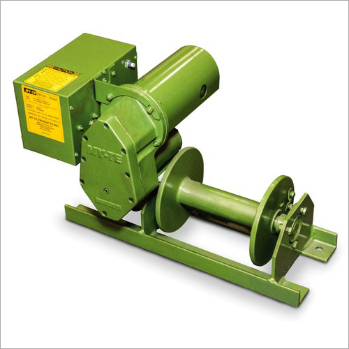 Motorized Winches