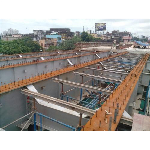 Fabricated Steel Bridge Girder