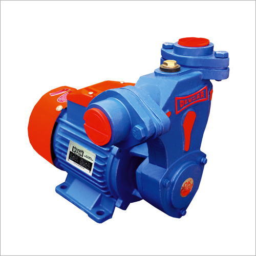 High Flow Self Priming Monoblock Pump