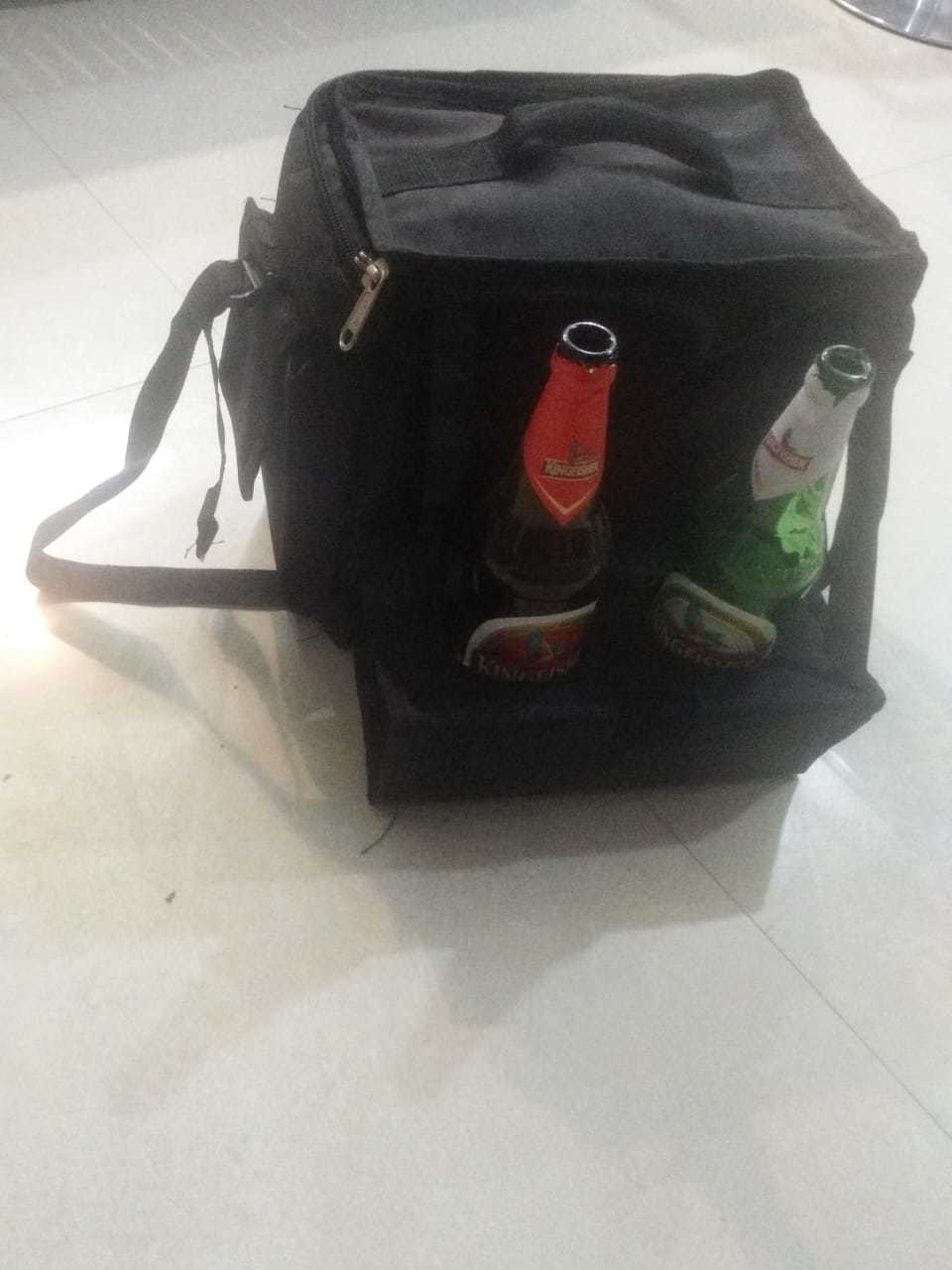 Beer Bottle insulated cooler Bag