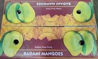 badami mango box