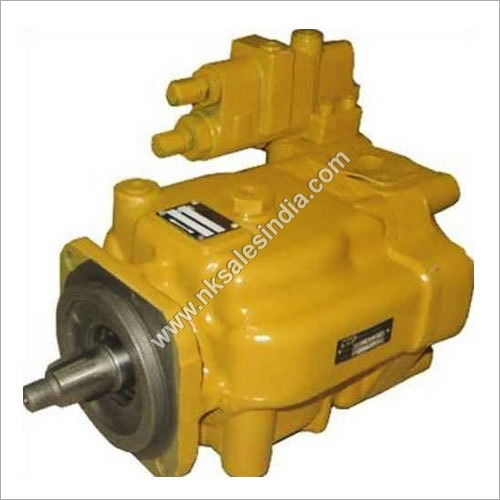 Hydraulic Concrete Pump