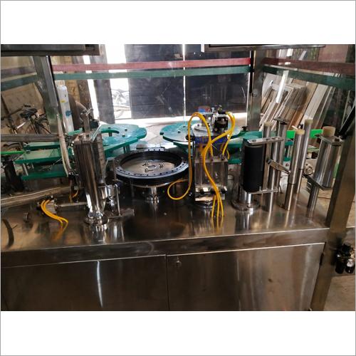 Hot Melt Glue Labelling Machine