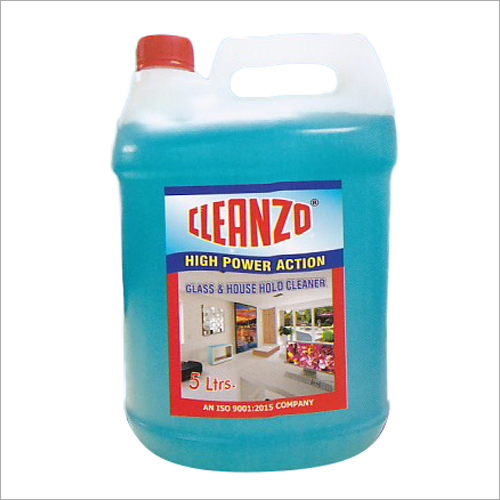 5 Ltr Glass And Household Liquid Cleaner