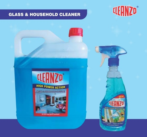 500 ml Glass And Household Liquid Cleaner