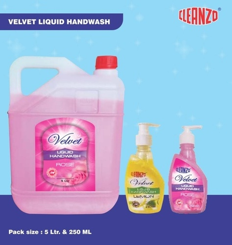 Lemon Fragrance Liquid Hand Wash