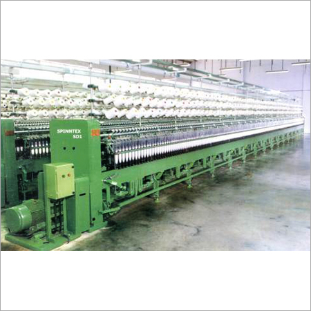Ring Doubling Frame Machine