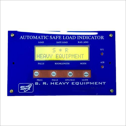 Crane Load Indicator Application: Industrial