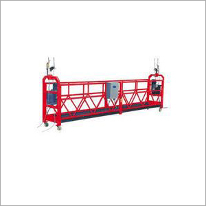 Commercial Suspended Platform Display