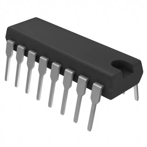 DC MOTOR DRIVER IC