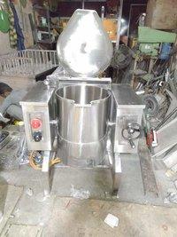 Gas Tilting Boiling Pan