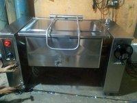 Gas Tilting Frying Pan