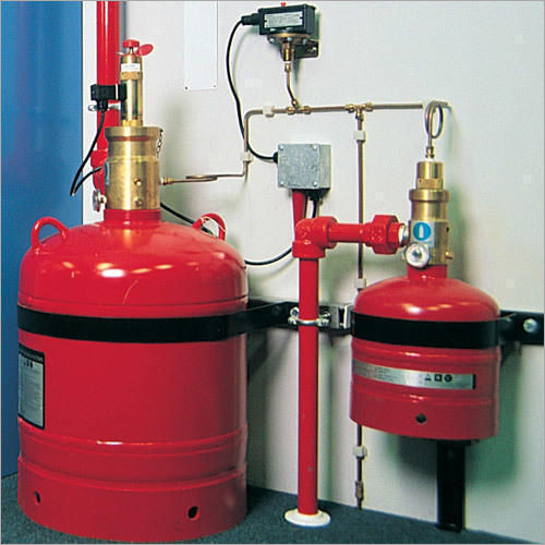FM 200 Fire Suppression