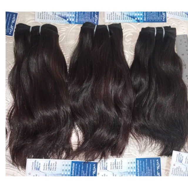 Indian Deep Wave Human Hair