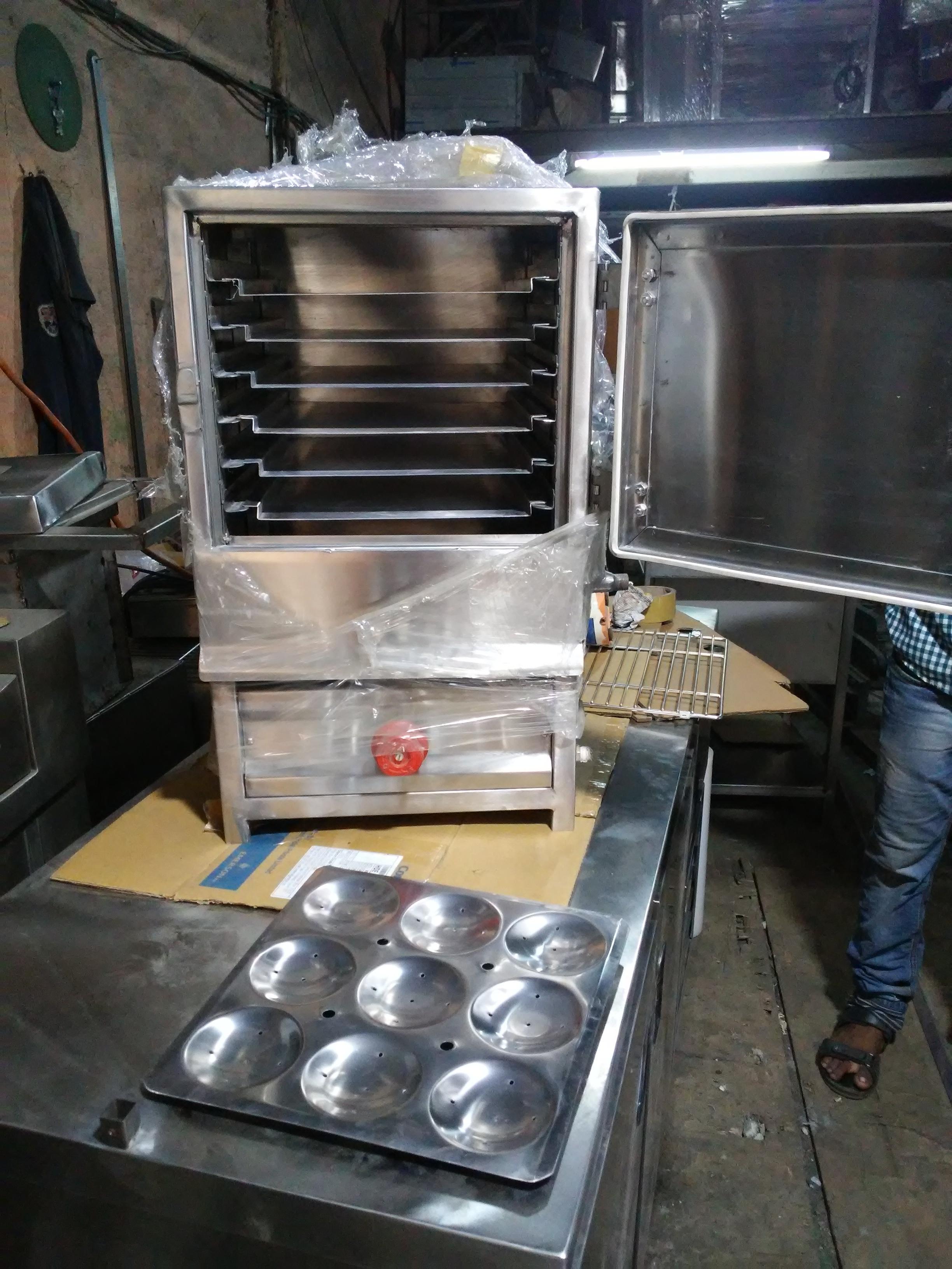 Gas Idli Steamer