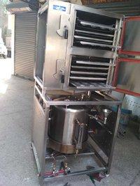 Steam Idli Making Machine ( Boiler)