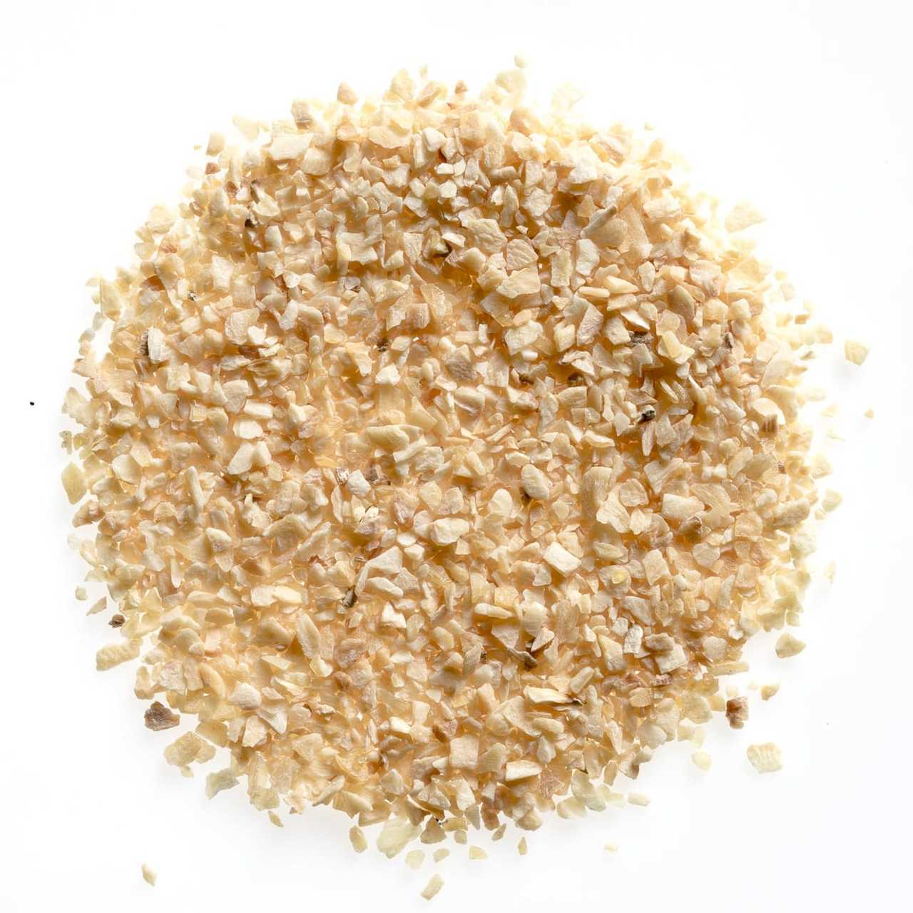Dehydrated Garlic Minced 1 To 3 Mm