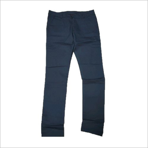 Mens Plain Cotton Pants