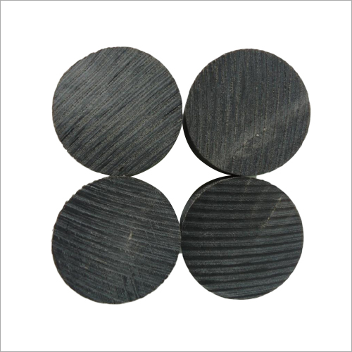 Natural Buffalo Horn Blanks Button