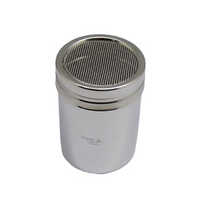 Coffee Cocoa Shaker Fine Stainless Steel