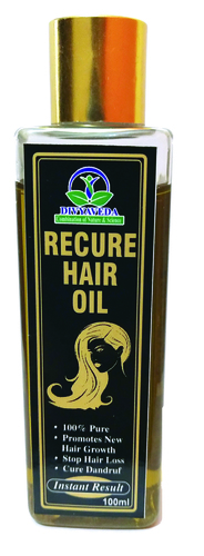 RECURE HAIR OIL