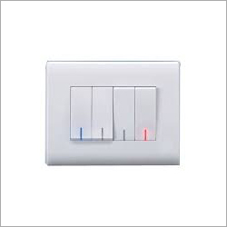 White Electrical Switches