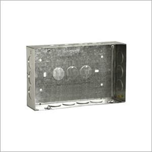 12 Module Metal Concealed Box