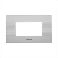 White Module Cover Plate