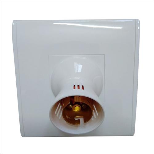 Square Button Bulb Holder