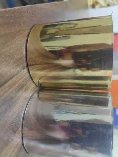 Gold & Silver Hot Foil Ribbon